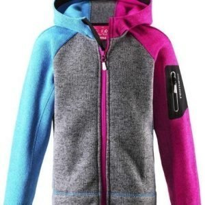 Reima Lively Fleece Jacket Pink 128