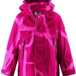 Reima Metamorphic Jacket Pinkki 128