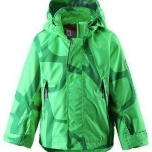 Reima Metamorphic Jacket Vaaleanvihreä 110