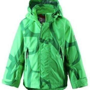 Reima Metamorphic Jacket Vaaleanvihreä 122