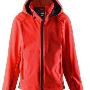 Reima Rhyolite Jacket oranssi 140