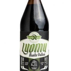 Rekolan Musta Valssi olut