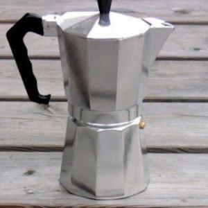 Relags Bellanapoli espressopannu 6 kupille