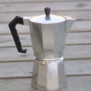 Relags Bellanapoli espressopannu 9 kupille