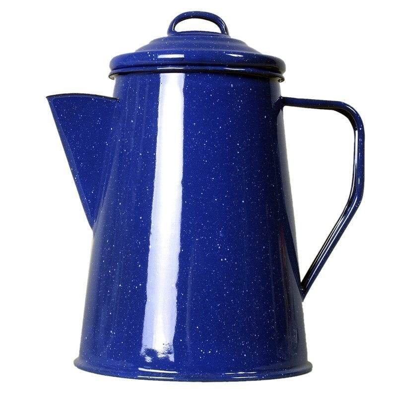 Relags Enamel Coffee Pot 1.0 L 1 L Blue