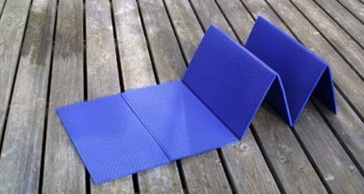Relags Foldable taitettava makuualusta