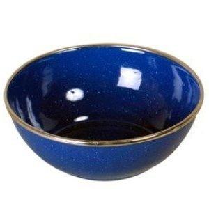 Relags emalinen kulho Ø 15 cm sininen
