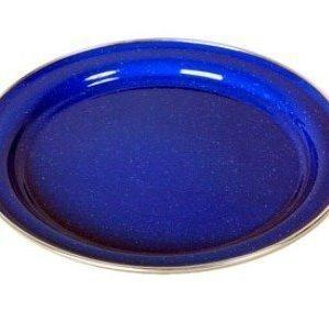 Relags emalinen lautanen Ø 26 cm sininen