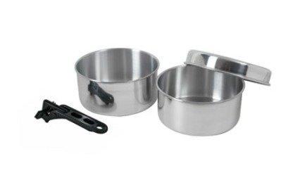 Relags kattilasarja Biwak Alu 1 alumiinia