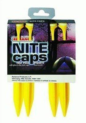 Reliance tent peg Nite-caps