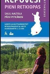 Repovesi pieni retkiopas 1:15 000 2013 Kalliovuoria ja erämaajärviä