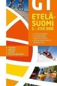 Retkeily GT Etelä-Suomi 1:250 000 2012