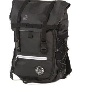 Rip Curl Backpack Duffel Series vedenpitävä reppu 35L musta