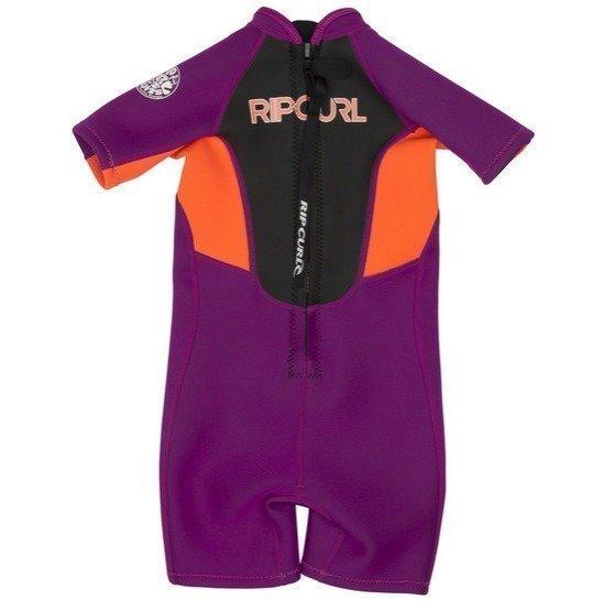 Rip Curl Kids Dawn Patrol Spring Purple lasten märkäpuku violetti