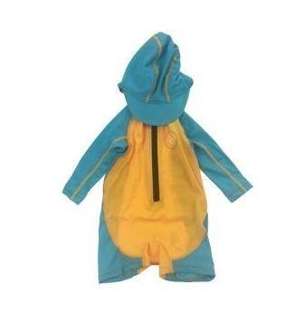 Rip Curl Peaked Auringolta suojaava uv uima-asu lapsille