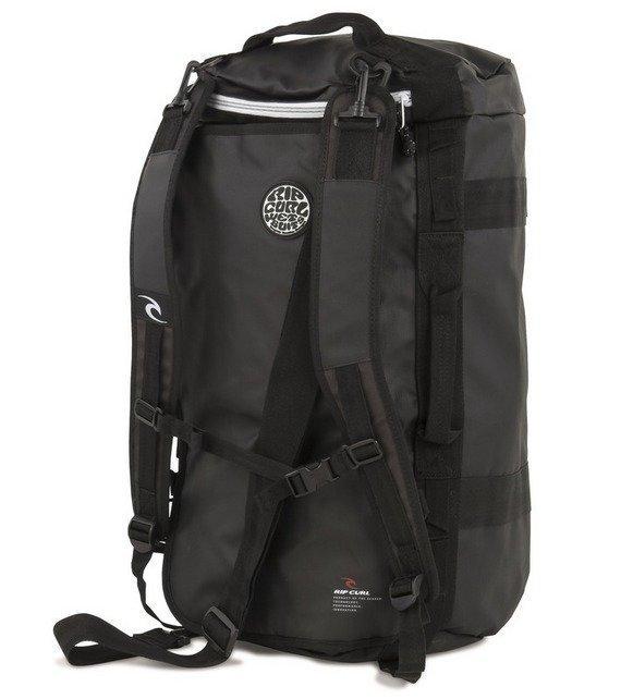 Rip curl Backpack Duffel Series vedenpitävä reppu 46L musta
