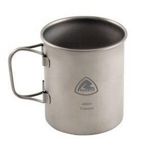 Robens Titanium Mug titaaninen retkimuki