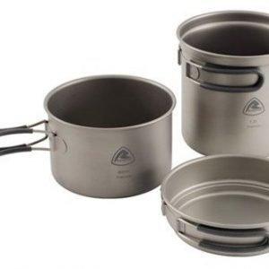 Robens Titanum Cook Set titaaninen kattilasarja