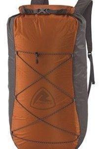 Robens Ultra Light Dry Pack Burnt Orange päiväreppu