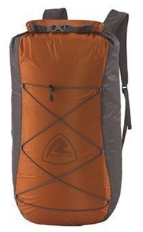 Robens Ultra Light Dry Pack Burnt Orange päiväreppu