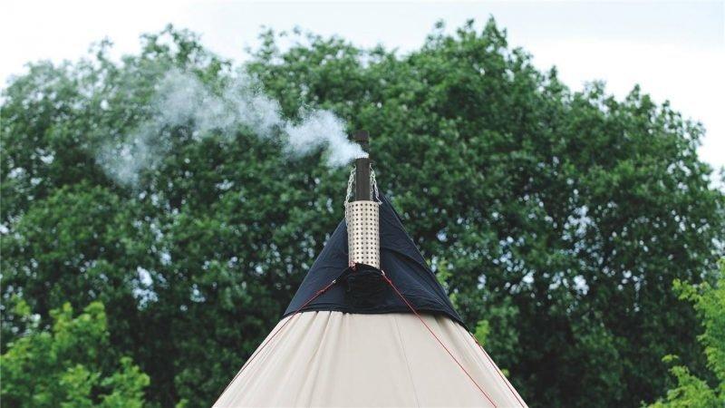 Robens Volcano Tent Stove