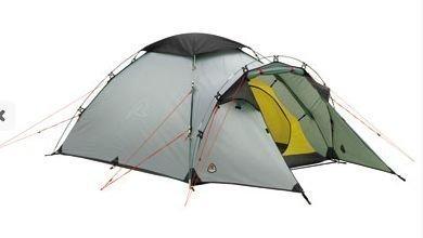 Robens X3 HT kolmen hengen teltta