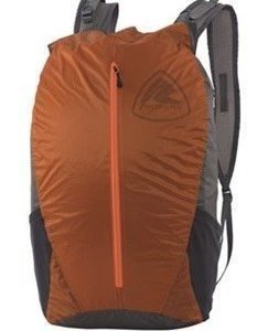 Robens Zip Dry Pack Burnt Orange päiväreppu