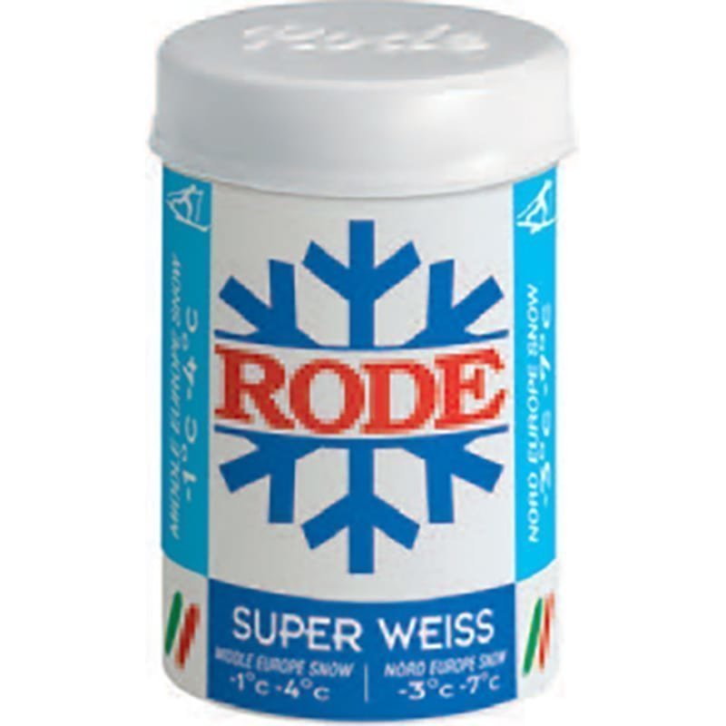Rode Super Weiss -1 - -4 1SIZE SUPER WEISS