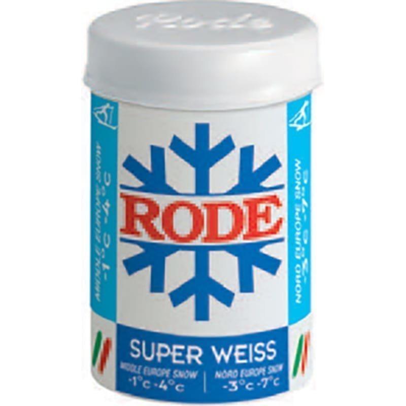 Rode Super Weiss -1 - -4