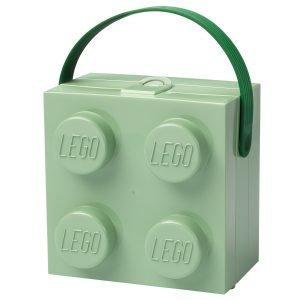 Room Copenhagen Lego Eväsrasia Kahvalla Hiekanvihreä