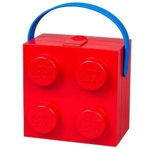 Room Copenhagen Lego Eväsrasia Kahvalla Punainen