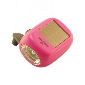 Rubytec Kao -dynamolamppu Pink