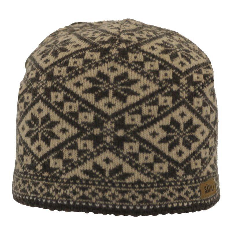 Sätila Grace Hat Knitwear 1SIZE Dk Brown