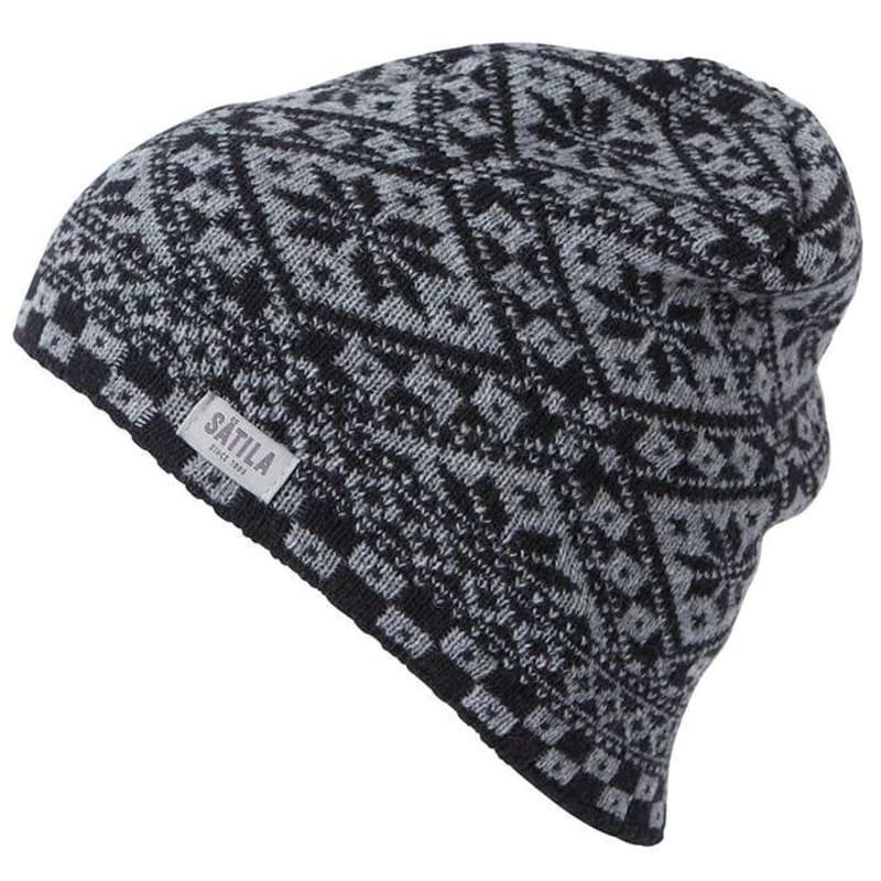 Sätila Grace Hat Knitwear 58 Black/Grey