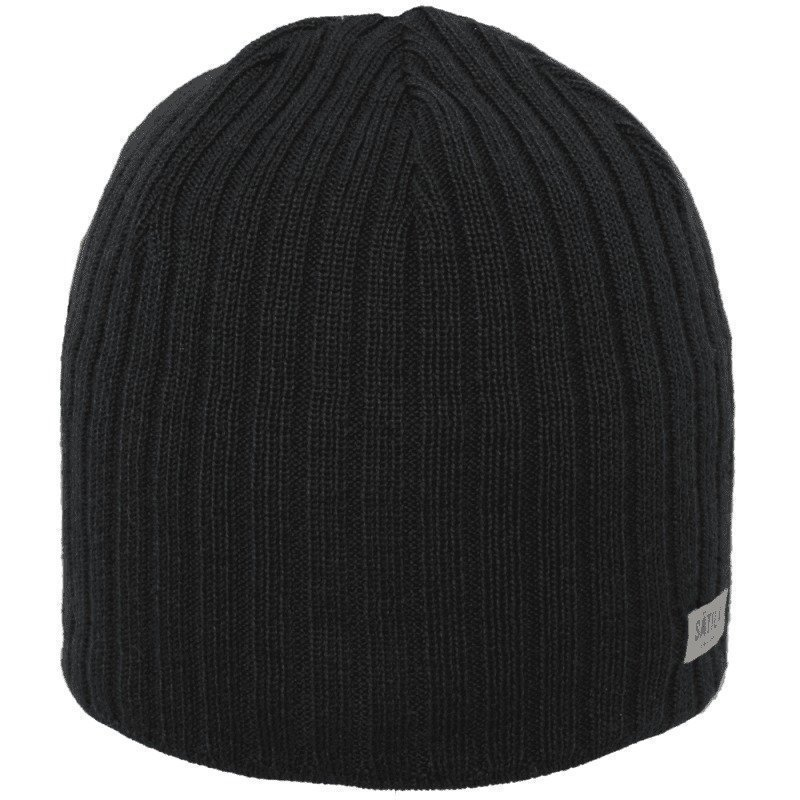 Sätila Rib Hat ONE SIZE Black
