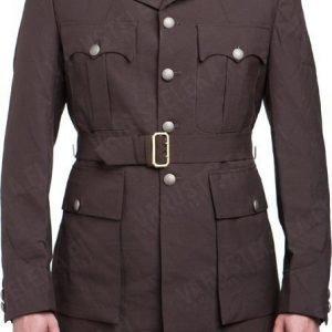 SADF uniformutakki ruskea ylijäämä