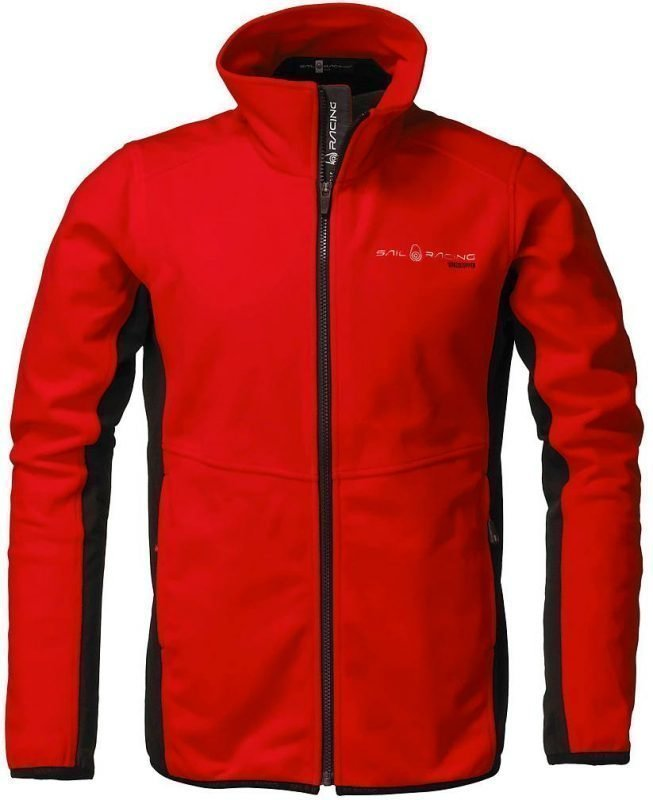 Sail Racing Challenge WS Fleece Punainen L