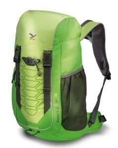 Salewa youth backpack Ascent Junior 16 vihreä