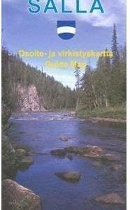Salla Osoite- ja virkistyskartta 2004