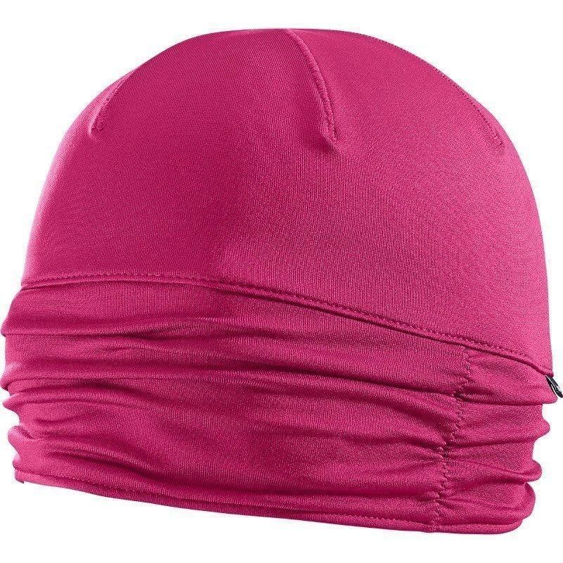Salomon Active Beanie W OneSize Guara Pink