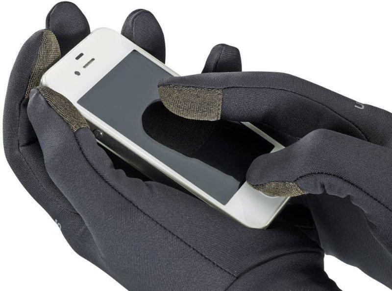 Salomon Active Glove U Pink XS