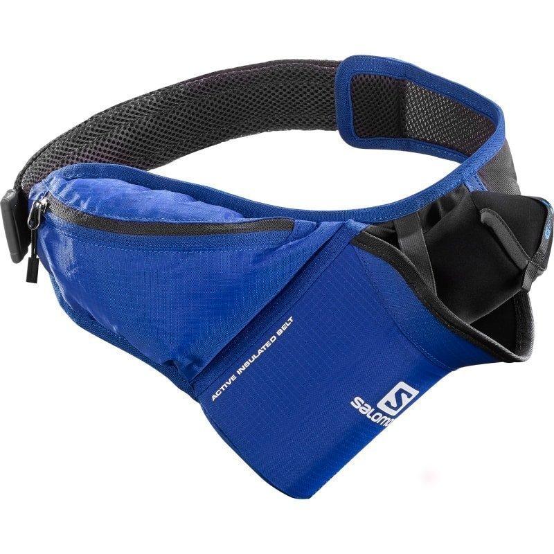 Salomon Active Insulated Belt 1SIZE Blue Yonderasphalt