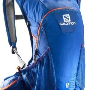 Salomon Agile² 12 Set 1SIZE Blue Yondervivid Orange