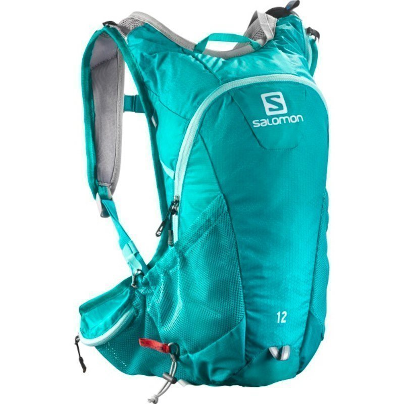 Salomon Agile² 12 Set 1SIZE Teal Blue Nightshade Grey