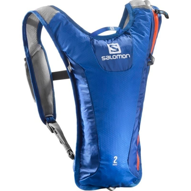 Salomon Agile² 2 Set 1SIZE Blue Yondervivid Orange