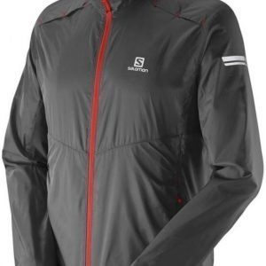 Salomon Agile Jacket Men Musta M