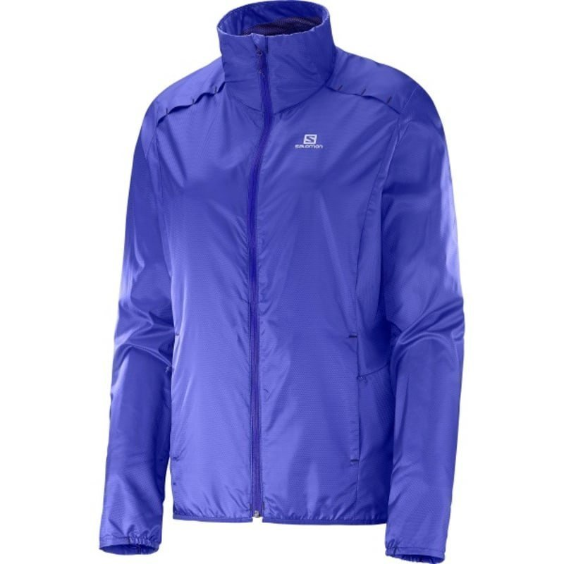 Salomon Agile Jacket Women's L Phlox Violet