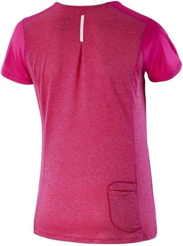 Salomon Agile SS Tee W Pink XL