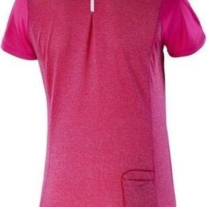 Salomon Agile SS Tee W Pink XS