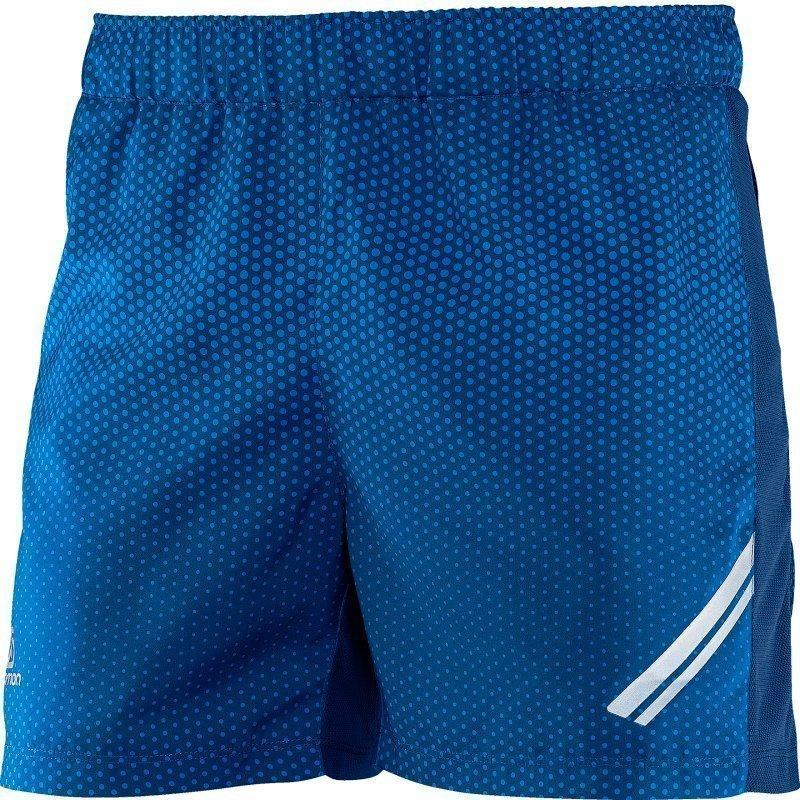 Salomon Agile Short M 2XL MIDNIGHT BLUE / UNION BLUE